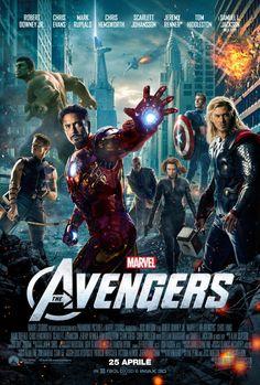 the Avengers!!