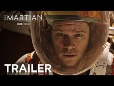 New Trailer for The Martian Features Glorious Shots of Mars and Space, Best Soundtrack Ever