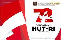DIRGAHAYU REPUBLIK INDONESIA KE-72.  ayo segera main di WEBSITE KAMI SPECIALISPOKER.NET  FOLLOW => @SPECIALIS_POKER  LIVECHAT : SPECIALISPOKER.NET  BBM : 58D7A60B  LINE : @SPECIALISPOKER