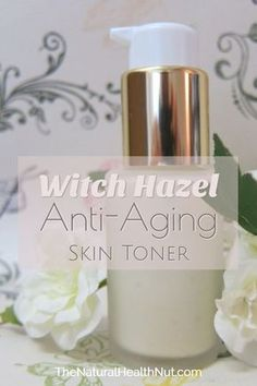 Get this simple Anti-Aging Skin Toner recipe and many other witch hazel uses for skin care. Get this simple Anti-Aging Skin Toner recipe and many other witch hazel uses for skin care. Skin Toner, Oily Skin, Facial Toner, Sensitive Skin, Face Facial, Facial Masks, Anti Aging Cream, Anti Aging Skin Care, Skin Care Regimen