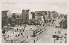 1954 Muellerstrasse Ecke Seestrasse