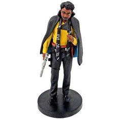 Lando Calrissian PVC comes as pictured. Lando Calrissian, Disney, Star Wars, Gender, Superhero, Unisex, Stars, Products, Sterne