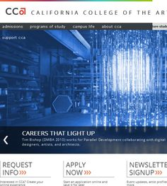 California College of the Arts 1111 8th St San Francisco CA 94107 SoMa Colleges & Universities, Art Schools, Art Galleries
