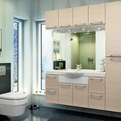 Wilsonville Kitchen, Fireplace, & 2 Baths - Straight Line Design & Remodeling Interior Design, Mirror, Bathroom, Kitchen, House, Furniture, Portland Oregon, Nye, Home Decor