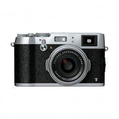 X100T Argent | Compacts expert | X-Premium | Appareils photo | Boutique Fujifilm