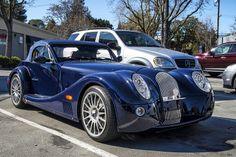 The Morgan Aero Coupe
