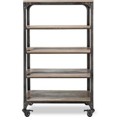 industrial looking retail shelving systems - Google Search