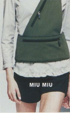 MIU MIU: ss_1999