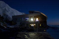 Tete Rousse, Mont Blanc, Alps