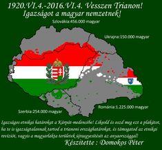 Vesszen Trianon ! Budapest, Geography, Language, Retro, Maps, Europe, Hungary, Blue Prints, Languages