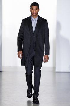Fall 2013 Menswear  Calvin Klein Collection