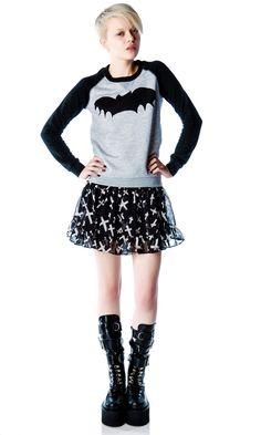 Bat Raglan