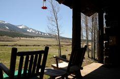 Imagining sitting on this porch