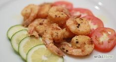 How to Make Lemon Butter Shrimp With Dried Italian Seasoning (Baked in Oven). If you have ever been bored with boiled shrimp and cocktail sauce, you'll want to try this easy and delicious recipe. Breaded Shrimp, Fried Shrimp, Fried Chicken, Empanadas, Lemon Butter Shrimp, Cajun Fries, Oil For Deep Frying, Cocktail Sauce, Italian Seasoning