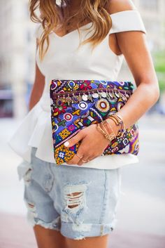 Clutche <3  http://www.vidacomoelae.com.br/2015/05/inspiracao-clutches.html  #clutches