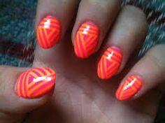 neon nails 2014 - Buscar con Google