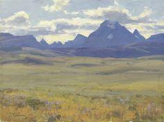 Clyde Aspevig's Artwork in Collections   Juniper Ridge Studios - Clyde Aspevig   Juniper Ridge Studios