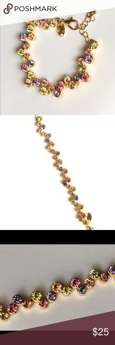 """Stunning Bracelet Women Jewelry  Brand New  Multi-color. 6"""" long + 1.5"""" extension     No trades   bigger discounts with bundled purchases!   FAST SHIPPING   TOP RATED SELLER Charming Charlie Jewelry Bracelets"""