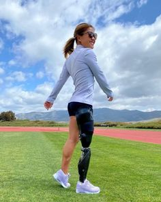 Scout Bassett on Changing the Future of Paralympic Sports | amputee.site Running, Future, Sports, Women, Hs Sports, Future Tense, Keep Running, Why I Run, Sport