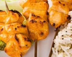 Brochettes de poulet au ras el hanout : Savoureuse et équilibrée   Fourchette & Bikini