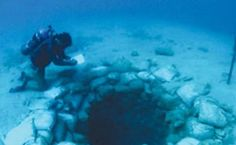 An underwater excavation site off of Haifa, Israel, has revealed a 7,500-year-old water well and Neolithic village. The finds are from a pre-metal and pre-pottery settlement that lived on the Kfar Sam