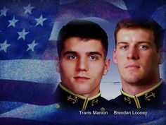 Brendan Looney and his Naval Academy best friend Travis Manion are buried side by side in Arlington National Cemetery. We honor our military.....2014