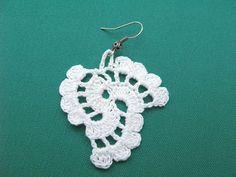 PDF Tutorial Crochet Pattern... Orecchini 20 di accessoriesbynez