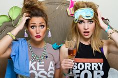 5 BEAUTY TIPS FOR COVERING UP A HANGOVER