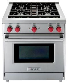 Beau Best 30 Inch Professional Gas Ranges (Reviews / Ratings / Prices)
