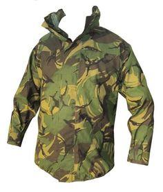 British Army DPM Goretex Jacket - Grade 1 - British Military Surplus