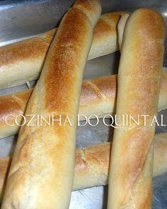 Deliciosa receita de pão super fácil na Cozinha do Quintal