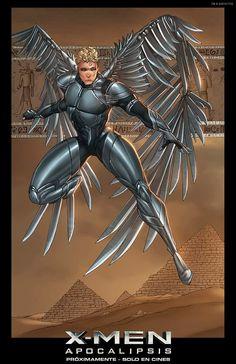 Xmen Apocalypse Archangel