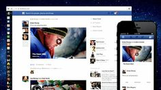 Updated: Facebook announces photo-centric look for News Feed
