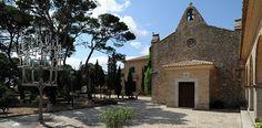 Ermita de Nuestra Señora de Cura - Puig de Randa - Algaida