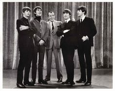 February 9: In 1964 the Beatles made their first appearance on an American television show on the Ed Sullivan Show. Their performance drew in an estimated 73 million viewers, a record breaking number at the time.