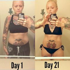 Melissa's 21 Day Fix Results!!  http://www.alisonblaker.com for her story