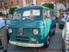 OMG I need an alfa romeo van.