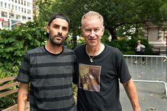 JohnMcEnroe / Gino Iannucci