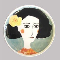 Katy Leigh plate
