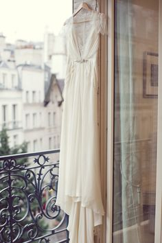 Paris Elopement from