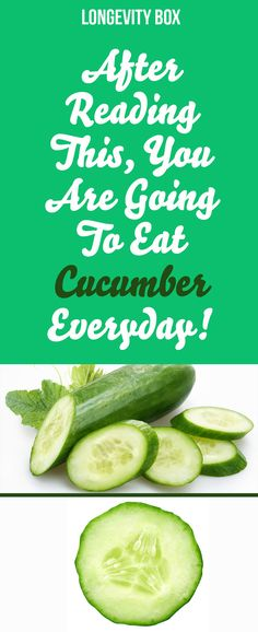 The humble and crispy cucumbers can be a really refreshing miracle in the hot summer days, but despite this, they offer numerous health benefits. Cucumbers are high in nutrients, low in … Loose Weight, Ways To Lose Weight, Ayurveda Vata, Cucumber Canning, Yoga World, Lower Cholesterol, Healthy Tips, Eating Healthy, Healthy Food