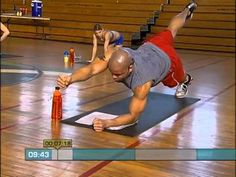 BeachBody - Insanity Workout - Insane Abs - 12 - YouTube