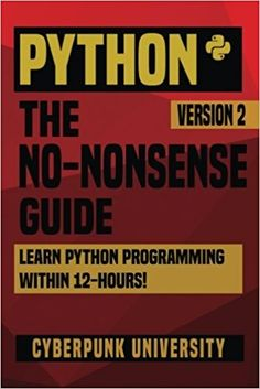 Learn Python Programming Within 12 Hours