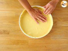 Tarte amandine aux poires, ou la célèbre bourdaloue, Recette Ptitchef Nutella, Dairy, Pudding, Cheese, Desserts, Food, Sweet Recipes, Dessert, Ideas