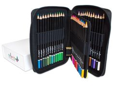 ColorIt Is Giving Away A Set Of Coloring Pencils Everyday In January.  No Purchase Necessary.
