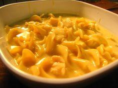 Amish Chicken Noodle Soup