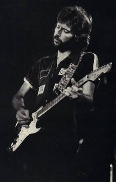 See Eric Clapton pictures, photo shoots, and listen online to the latest music. Eric Clapton Guitar, Rock And Roll History, Best Guitar Players, The Yardbirds, Blind Faith, We Will Rock You, Free Youtube, Music Theory, Music Icon