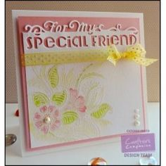 Only Words - Edge'ables - Crafter's Companion Portfolio