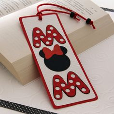 Minnie Mouse Mother's Day Bookmark  | Crafts | Spoonful