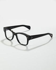 53e307e1007 Jannsson Large Square Fashion Glasses